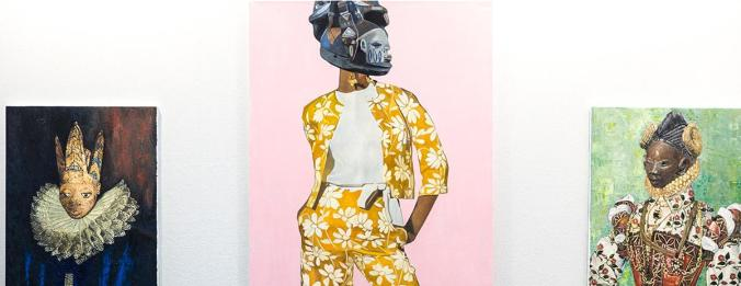 3 Wole Lagunju - Galerie Ed Cross Fine Art (1)