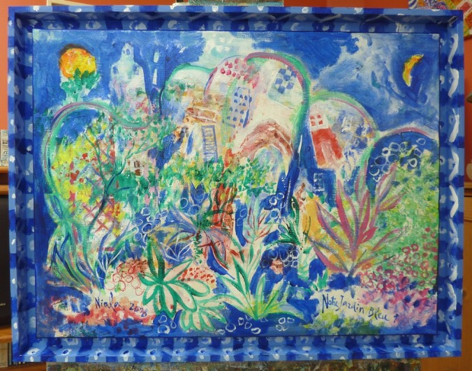 jardin bleu 1
