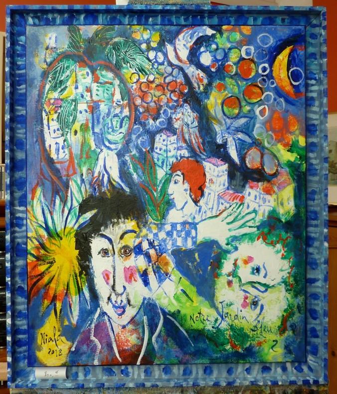 jardin bleu 2