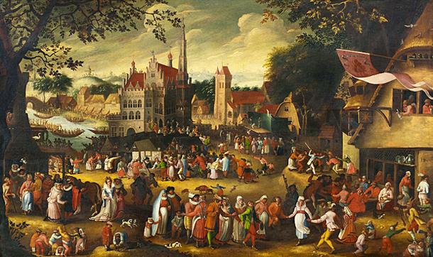 david-inckboons-kermesse-a-la-campagne