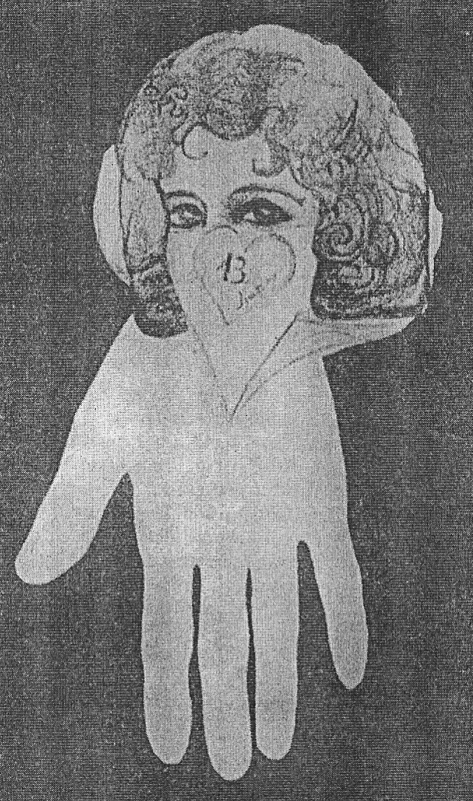 dessin de Nadja II