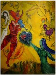 la danse marc Chagall