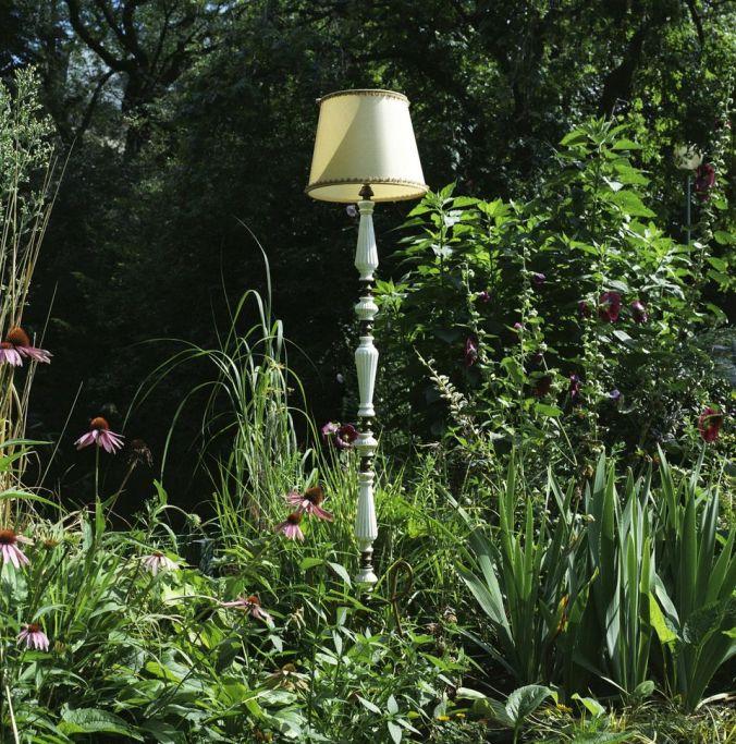 la voix du jardinier