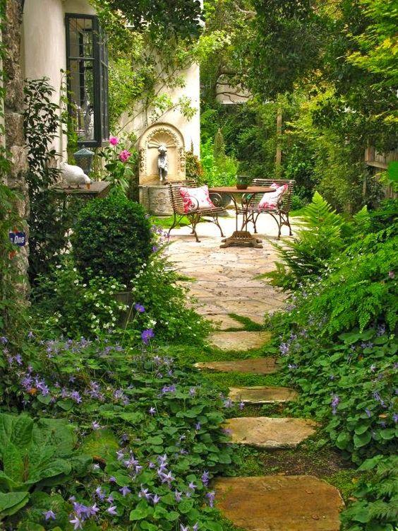 les jardins avenants