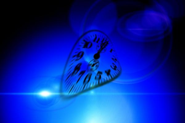 le temps s'est mis le doigt