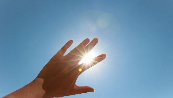 le soleil à bras le corps